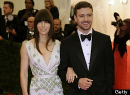Justin Timberlake and Jessica Biel sold their wedding photos to People.