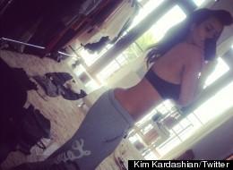 Kim Kardashian/Twitter