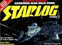 Starlog magazine: It was awesome.