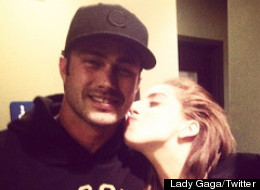 Taylor Kinney gushes about his girlfriend Lady Gaga on the