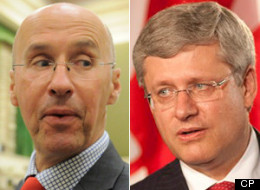 Canada's budget watchdog will not issue a mid-year report on the Harper government's finances, citing lack of co-operation from the vast majority of departments. (CP)