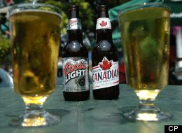 Molson Coors says the NHL lockout has forced the beer company into the penalty box by reducing beer sales across Canada for its marquee brands. (Photo by Louie Palu/The Globe and Mail)