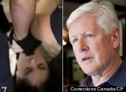 Corrections Canada/CP