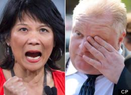 NDP MP Olivia Chow says she hasn't