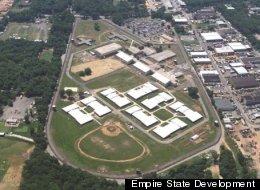 Arthur Kill Correctional Facility on Staten Island may soon house up to 900 Hurricane Sandy refugees.