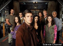 Nathan Fillion shares his memories of auditioning for Captain Mal Reynolds in Science Channel's