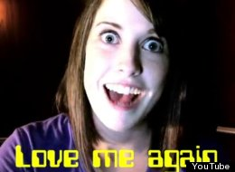 'Overly Attached Computer' Laina Morris knows how to get what she wants... a Samsung SSD 840.