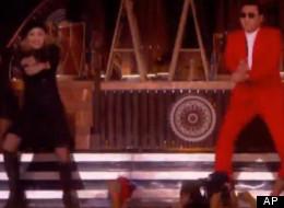 Madonna y Psy comparten el escenario