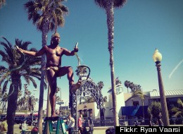 The City Of Santa Monica wants to study the well-being of its residents.