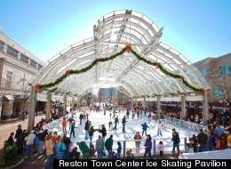 Reston Town Center Ice Skating Pavilion