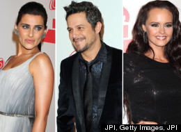 Nelly Furtado, Alejandro Sanz and Shaila Durcal were among the stars that attended the Latin Grammy's