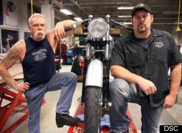 'American Chopper' canceled.