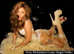 Terry Richardson/Lady Gaga/Twitter
