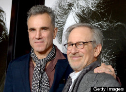 Daniel Day-Lewis and Steven Spielberg, the star and director of