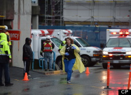 Surrey Memorial Hospital's emergency room has reopened two weeks after it flooded. (CP)
