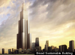 Broad Sustainable Building