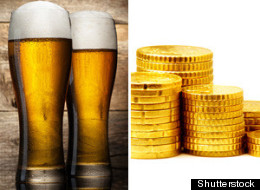 A new beer tax policy spearheaded by Rich Coleman has caused a political hangover the deputy premier's office. (Shutterstock)
