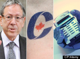 Conservative pollster Campaign Research Inc has been censured by the market research industry's watchdog for conducting a misinformation campaign against Liberal MP Irwin Cotler. (CP/Alamy)