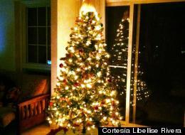 Luce tu arbolito de Navidad.