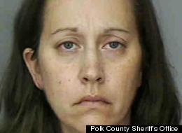 Beth Dickison Richards, 37, allegedly tried to kill her husband by poisoning his tuna sandwich.