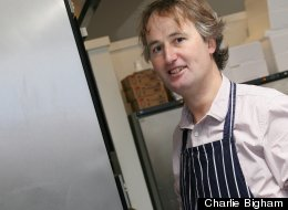 Charlie Bigham still tastes every dish his kitchens prepare, and regularly consults customers