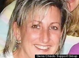 Authorities have confirmed a body found in a wooded area near Lowell, Ind. is that of missing woman Gena Chiodo.