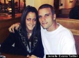 Jenelle Evans marries boyfriend of three months Courtland Rogers.