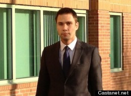 RCMP Const. Geoff Mantler changed his plea to guilty for kicking a suspect in the head during a January 2011 arrest. (Castanet)