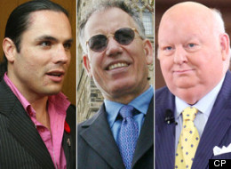 Stories on the housing allowances claimed by Senators Patrick Brazeau, Mac Harb and Mike Duffy have prompted an investigation in the upper house. (CP)
