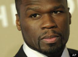 50 Cent promoted boxer Yuriorkis Gamboa.