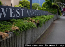 Two off-duty West Vancouver police officers helped rescue an injured driver. (West Vancouver Memorial Library)