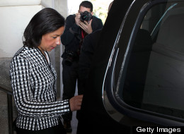 Susan Rice's withdrawal from consideration for secretary of state caused frustration among administration officials Thursday.