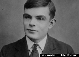 Scientists are urging the British government to pardon Alan Turing. He is pictured here at age 16.