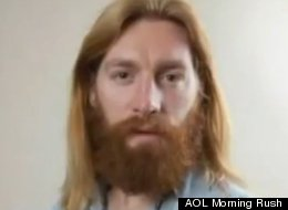 Jesus lookalike Nathan Grindal was kicked out of a British dart tournament after the crowd started chanting
