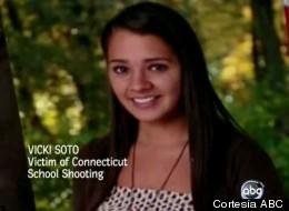 Foto de Vicky Soto, la maestra hispana que murió en el tiroteo de la escuela primaria de Newtown, Connecticut.