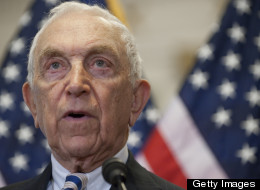 Sen. Frank Lautenberg (D-N.J.) intends to propose new legislation to curb gun violence. (Saul Loeb/AFP/Getty Images)
