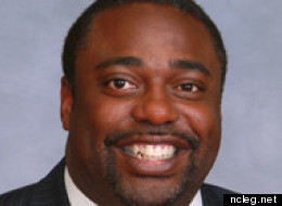 North Carolina state Rep. Marcus Brandon is proposing arming teachers.