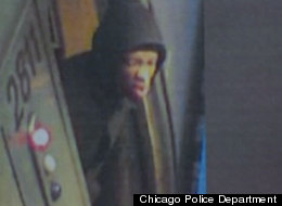 Police have released this surveillance video still of a