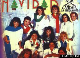 El clásico disco 'Eterna Navidad' de los '80, con Yuri, Mijares, Pandora, Daniela Romo y más