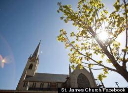 St. James Church/Facebook