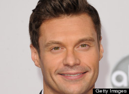 Ryan Seacrest is hosting the New Year's celebration on ABC.