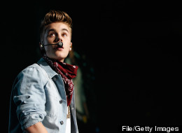 A paparazzo was hit by a car and killed on Jan. 1 after taking photos of Justin Bieber's Ferrari on a Los Angeles street. (Photo by Butch Dill/Getty Images for Jingle Ball 2012, File)