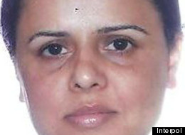 Metro Vancouver woman Rajvindar Kaur Gill has been killed in Pakistan, lawyer Aftab Bajwa says. (INTERPOL)
