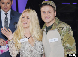 Heidi Montag and Spencer Pratt made their entrance into the Celebrity Big Brother House last night.