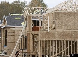Canada Mortgage and Housing Corp. says the pace of housing starts slowed slightly in December, compared with the previous month.