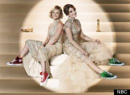 Tina Fey and Amy Poehler are hosting the Golden Globes.