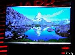 Televisores 4K: Imágenes mucho más grandes, naturales y nítidas.