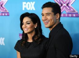 Celebrity couples who look alike: Mario Lopez and wife Courtney Mazza.