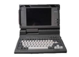 Le premier ordinateur portable de Dell, le 316LT, sorti en 1989