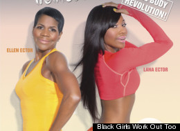 Black Girls Work Out Too